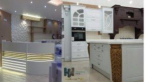 آشپزخانه کلاسیک و مدرن